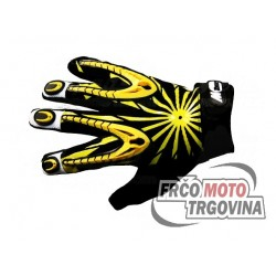 Gel Gloves - M Zone X2 XS - Yellow