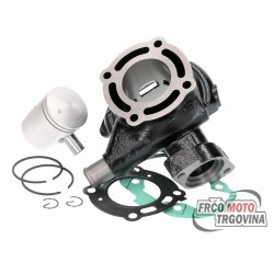 Cilinder kit 50cc Peugeot Speedfight 3/4 LC , Jet Force C-Tech 2013-