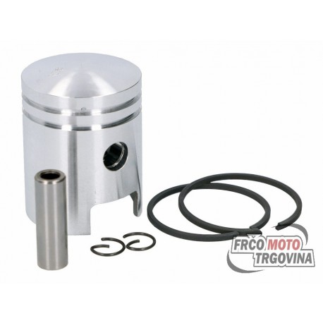 Piston kit 60cc 40x10mm for Puch MV 50 , MS 50 , Tomos T12