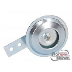 Horn 12V AC zinc coated universal