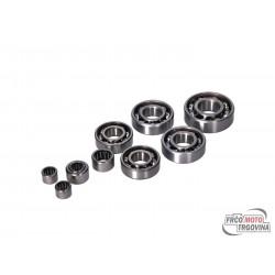 Engine bearing set Naraku for Minarelli AM6