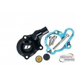 Water pump cover VOCA CNC black for Minarelli AM6