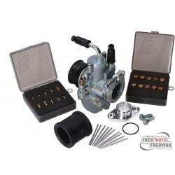 Tuning carburetor kit 17.5mm - Tomos / Puch / Simson
