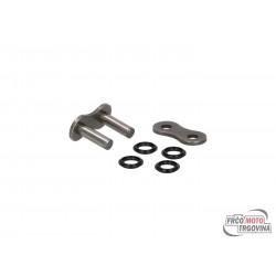 Master link rivet-style AFAM XS-Ring crna/i - A520 XLR2
