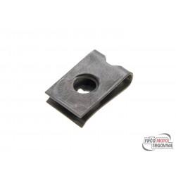 body speed nut / plate nut D4.2 wood screw thread 11x16mm, 3.0mm panel range