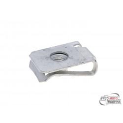 body speed nut / plate nut M6 15x24mm (metric) panel range 6.0mm