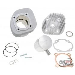Cilinder kit Airsal sport 117.2cc- Aprilia Scarabeo, Yamaha BWs, Aerox 100 2T