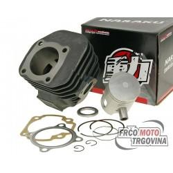 Cylinder kit Naraku 100cc for Aprilia Scarabeo 100 , Yamaha Aerox 100