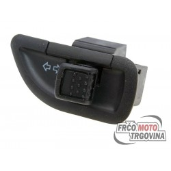 Indicator switch 3 pin OEM for Aprilia Sport City , Gilera Runner , Piaggio Beverly , Fly , Hexagon , Liberty , MP3 , NRG