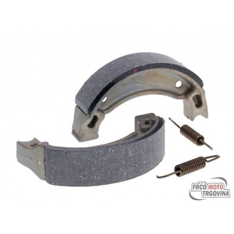 Zavorne čeljusti 110x25mm Kymco / MBK / Peugeot / Yamaha /GY6