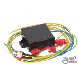 Rev limiter / speed limiter analogni switch - univerzal