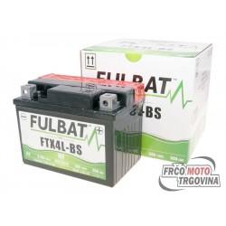 Battery Fulbat FTX4L-BS MF maintenance free
