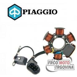Stator Aprilia/Piaggio 50cc 6 Poles 584525/639865/830296