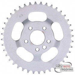 sprocket 40 teeth (chain 415) 6-hole for Puch Oldtimer