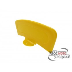 Yellow plate for front fender Puch , Tomos