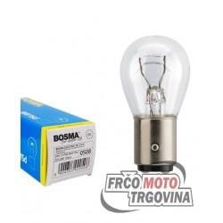 Žarulja Bosma BAY15D 12V21-5W