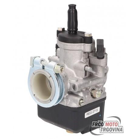 carburetor Dellorto PHBL 24 AS for Vespa 50S, PK (clamp fixation)