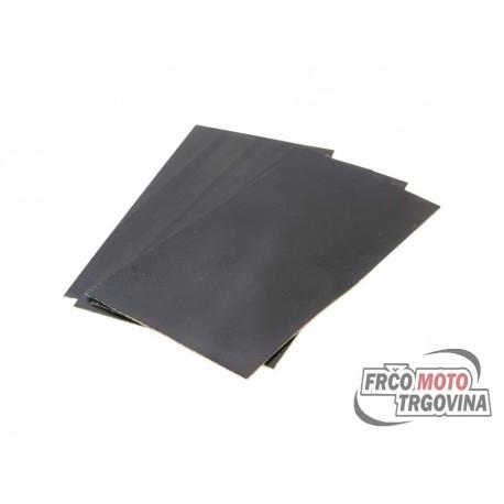 Brake pad anti-noise foil - set of 4 pcs