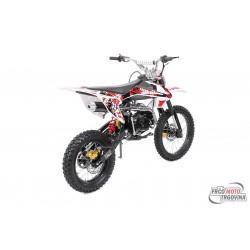 Dirt Bike  - Cross Predator 125cc 17/14 - White
