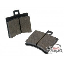 Brake pads for Aprilia SR50 , Scarabeo , Baotian BT49QT
