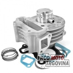 Cylinder NovaScoot 50cc Peugeot Kisbee ,Django , Streetzone 4T