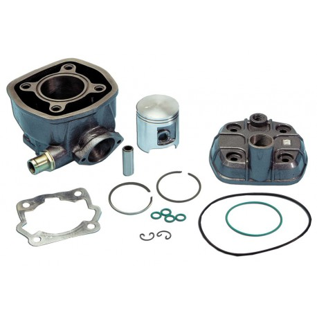 Cilinderkit R4Racing PRO PORTING 70cc -DERBI  ESE/ EBE