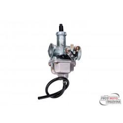 carburetor Naraku 26mm PZ26 for Derbi Senda 125cc 4-stroke, Yamaha, Suzuki 125cc 4-stroke