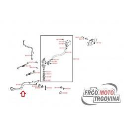 Brake pedal - foot brake for Kymco MXU 250