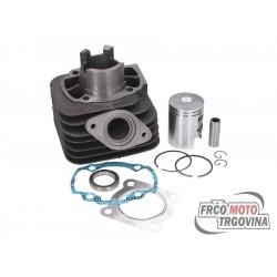 Cylinder kit cast iron 50cc for Daelim S-Five , E-Five