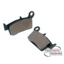 Brake pads for HONDA LEAD 50 , CRE 125 , KAWASAKI KX 125-250