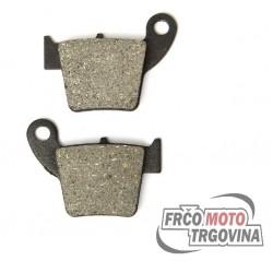 Brake pads rear for HONDA CR 125-250 , CRE 125-250-450