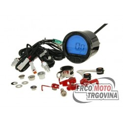 multifunctional speedometer Koso D55 DL-02S max 260km/h