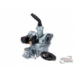 carburetor Naraku 19mm PZ19 for quad, ATV, pit bike, go-kart / 50-110cc 4-stroke China engine
