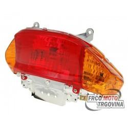 Tail light orange turn signal lens for Kymco Filly , Baotian BT49QT-9 - E-marked