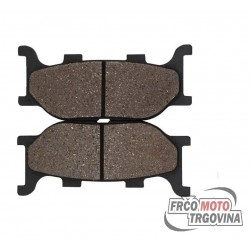 Brake pads front for YAMAHA TDR 125 , FZX ZEAL 250