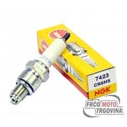 Spark plug NGK CR8HS