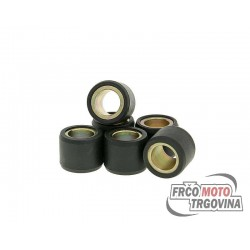 Vario rollers 15x12 - 4,00g - set of 6 pcs ,