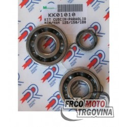 Crankshaft Bearing Kit TOP PERF. Yamaha 125-180 4T H2O 2V