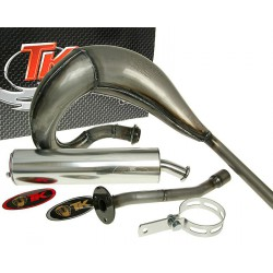 Izpuh Turbo Kit Bufanda R E-PASS  Aprilia, Derbi, Gilera