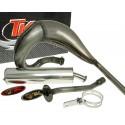 Auspuh Turbo Kit Bufanda R E-oznaka za Aprilia RX , SX , Derbi Senda R , SM , Gilera RCR , SMT