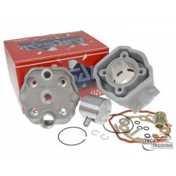 Cilinder kit Airsal Tech-Piston 80cc Derbi- D50B0