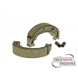 Brake shoe set 120x25mm for drum brake for Aprilia Habana, Mojito, SR 50 Di-Tech