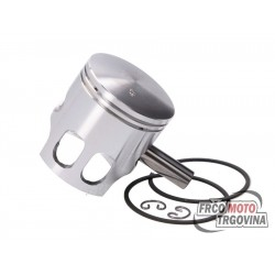 Piston Meteor for Malossi cylinder 70cc 10mm piston pin with 2 piston rings
