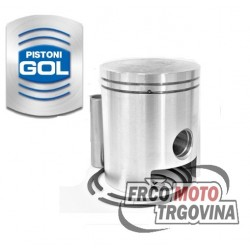 Piston 56.0x15mm Benelli - Guzzi 250cc 2c 1975 S.E. Gol Pistoni