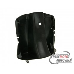 Upper inner fairing Black plastics for QT-9