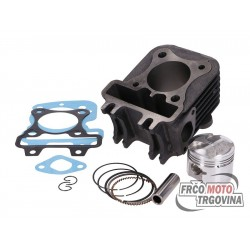 Cylinder kit Naraku 79cc for Piaggio 50cc 4-stroke 2- , 4-valve