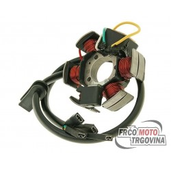 Alternator stator for for D50B0 E-Start