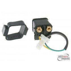 starter relay for Yamaha Cygnus, Aerox 100, Majesty 125, MBK Booster, Flame, Neos 100, Benelli K2 100
