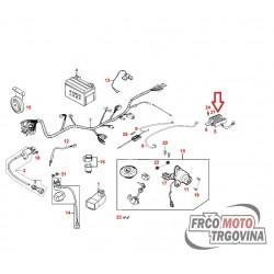 Voltage regulator Kymco Zing II 125
