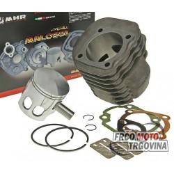 cylinder kit Malossi sport 124cc for Yamaha BWs, Aerox, Minarelli 100 2-stroke